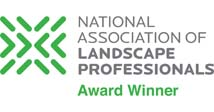 National Association of Landscape Professionals Award Winner logo