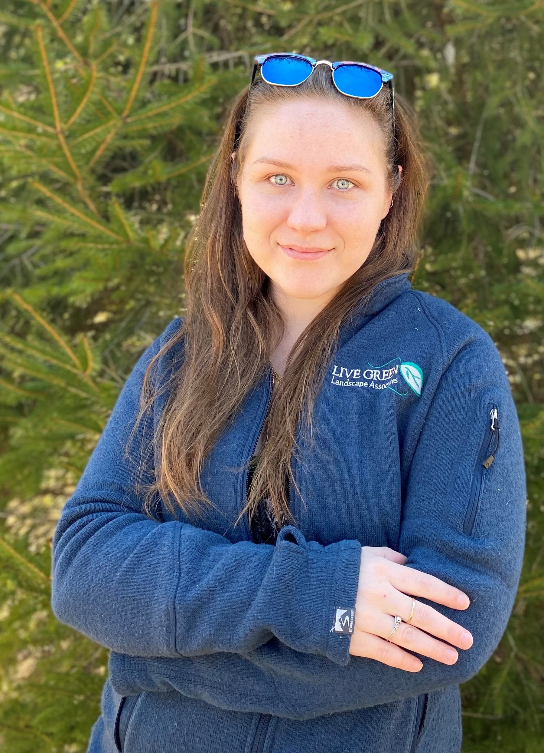 photo of Caroline McMaster, Estimation Administration Assistant